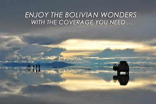 Travel insurance in Bolivia