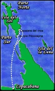 Titicaca botas full day route