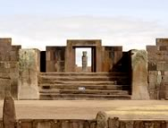 Tiwanaku: city of mistery