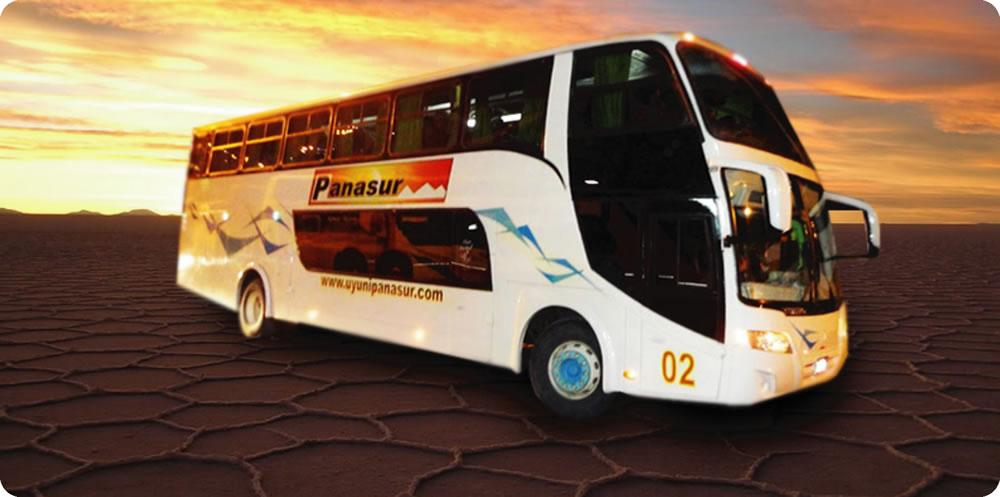 Panasur bus