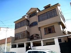 A la Maison Hotel, La Paz