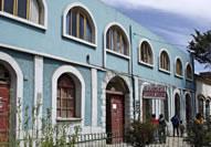 Alojamiento Ferrocarril, Oruro
