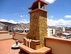 Arenales Hotel, Oruro
