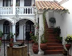 Backpackers Sucre, a 0 star Hostel in Sucre