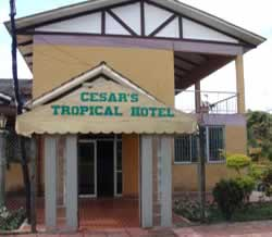 Cesar's Tropical Hotel, a 4 star Hotel in Villa Tunari