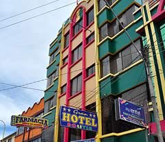 Gran Hotel Bolivia, Oruro