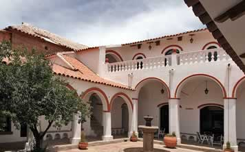 Hostal Colonial, a 4 star Hostel in Sucre