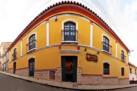 Hostal La Casona Potosi, Potosi