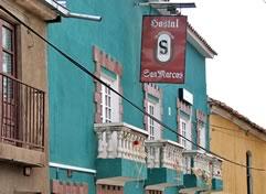 Hostal San Marcos, Potosi