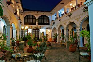 Hostal Sucre, Sucre