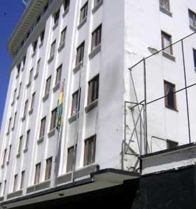 Aeronautico Hotel, La Paz