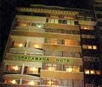 Hotel Copacabana, La Paz