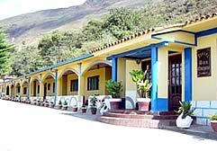 Hotel Don Quijote, Coroico