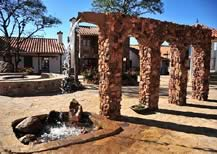 El Pueblito Hotel Resort, a 4 star Hotel Resort in Samaipata