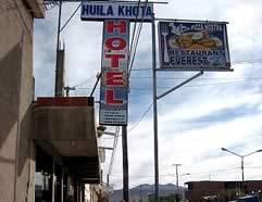 Hotel Huila Khota, Uyuni