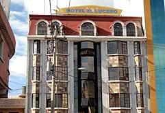 Lucero Hotel, Oruro