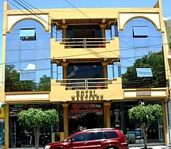 Hotel Martinez, a 2 star Hotel in Tarija