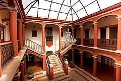 Hotel Monasterio, Sucre