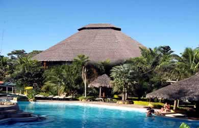 Hotel Rio Selva Resort Santa Cruz, a 5 star Hotel Resort in Warnes