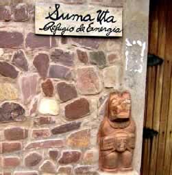 Suma Uta Albergue Turistico, Tiwanaku