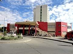 Terminal Hotel, Oruro