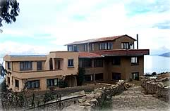 Inti Wayra Hostel, Isla del Sol