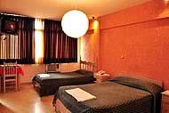 Hotel Italia, Santa Cruz