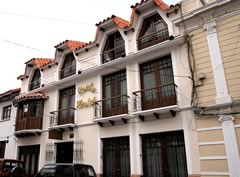 Paola Hostal, a 4 star Hostel in Sucre