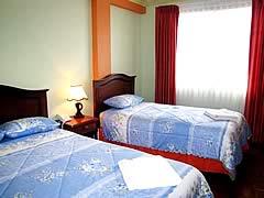Perla del Lago Hotel, Copacabana