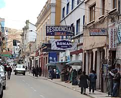 Residencial Ideal, Oruro