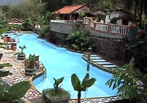 Hotel Rio Selva Resort, a 5 star Hotel Resort in Coroico