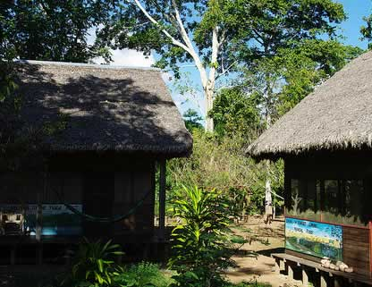 Albergue Tacuaral Lodge, a  star Eco-Hostel in San Buenaventura Rurrenabaque