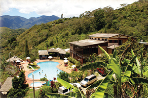 El Viejo Molino Hotel and Spa, a 5 star Hotel Resort in Coroico