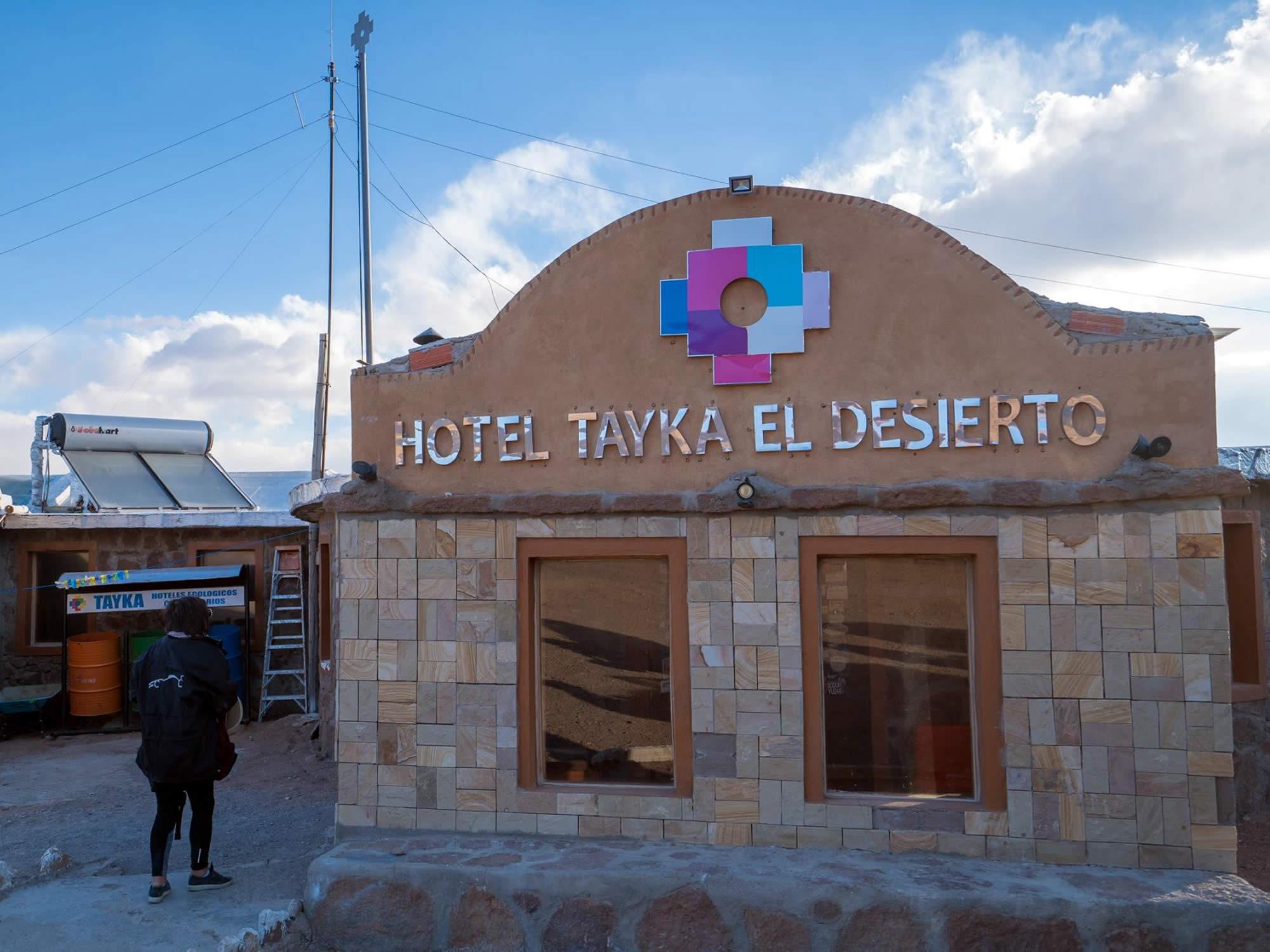 Hotel Tayka del Desierto, Uyuni