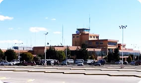El Alto International Airport, La Paz