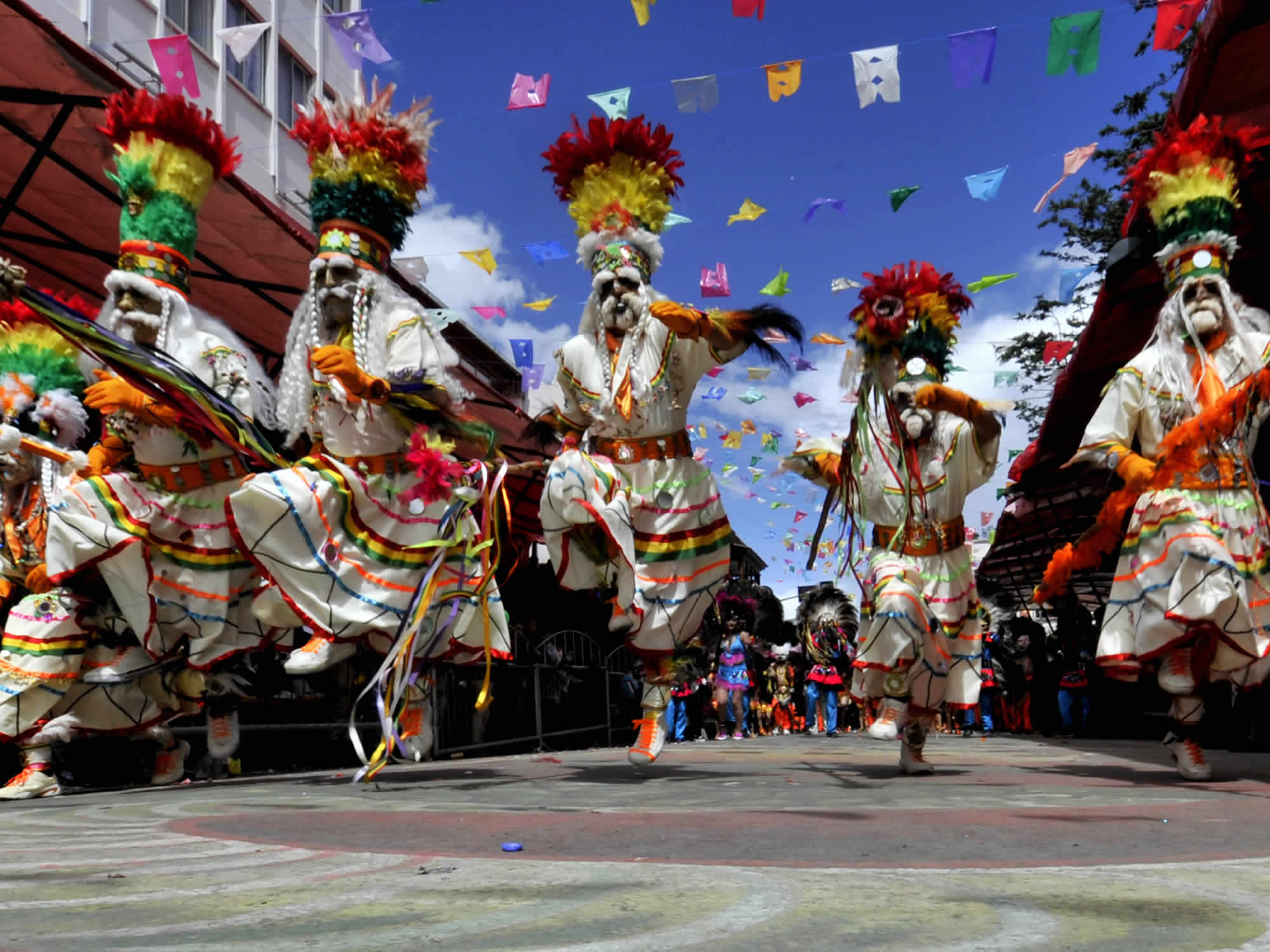 Oruro Carnival 2020 Package from Eden Hotel, Oruro