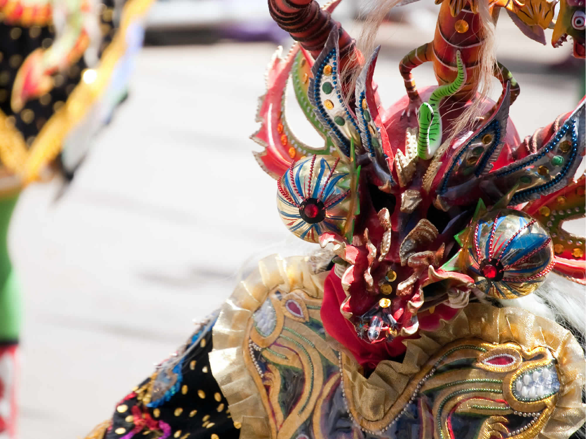 Oruro Carnival 2020 Package from Gran Hotel Bolivia, Oruro
