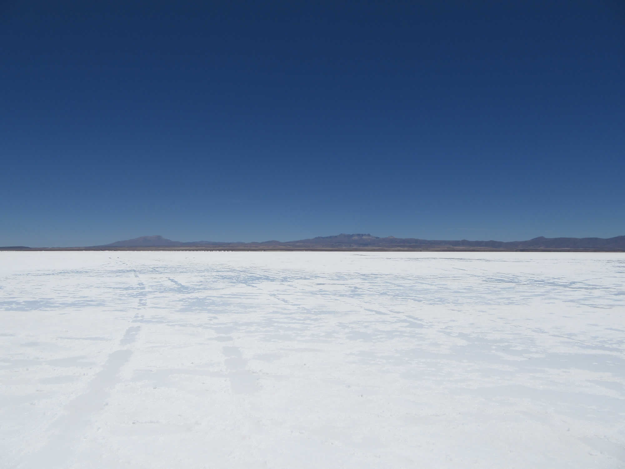 Uyuni Salt Flat and Lagoons Shared Tour, Uyuni