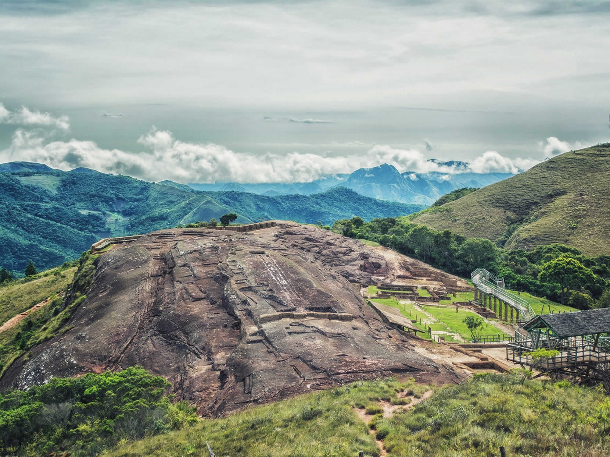 Private Tour to Samaipata Fort, Santa Cruz Tours, Santa Cruz