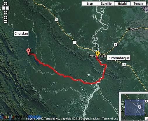 Penena tour rurrenabaque rurrenabaque for Wild river motor lodge