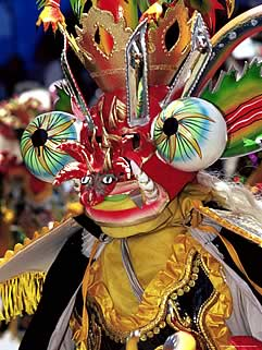 Oruro Carnival 2019 Package from Hotel Arenales, Oruro, Oruro