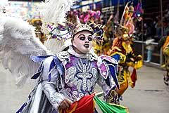 Oruro Carnival 2013 Package from Galaxia Hotel