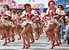Oruro Carnival 2020 Package from Gran Hotel Bolivia, 3 Nights