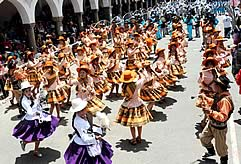 Oruro Carnival 2019 Package from Bernal Hotel, Oruro