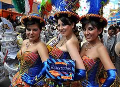 Oruro Carnival 2013 Package from Alojamiento Copacabana