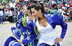 Oruro Carnival 2013 Package from Sumaj Wasi Hotel