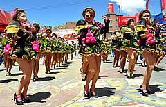 Oruro Carnival 2020 Package from Hotel Arenales, Oruro, 3 Nights