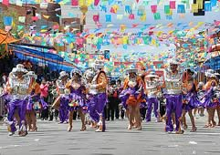 Oruro Carnival 2019 Package from Repostero Hotel, 3 Nights or 2 nights.