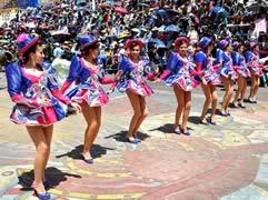 Oruro Carnival 2020 Package from Repostero Hotel, Oruro