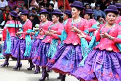 Oruro Carnival 2018 Package from Monarca Hotel, 3 Nights